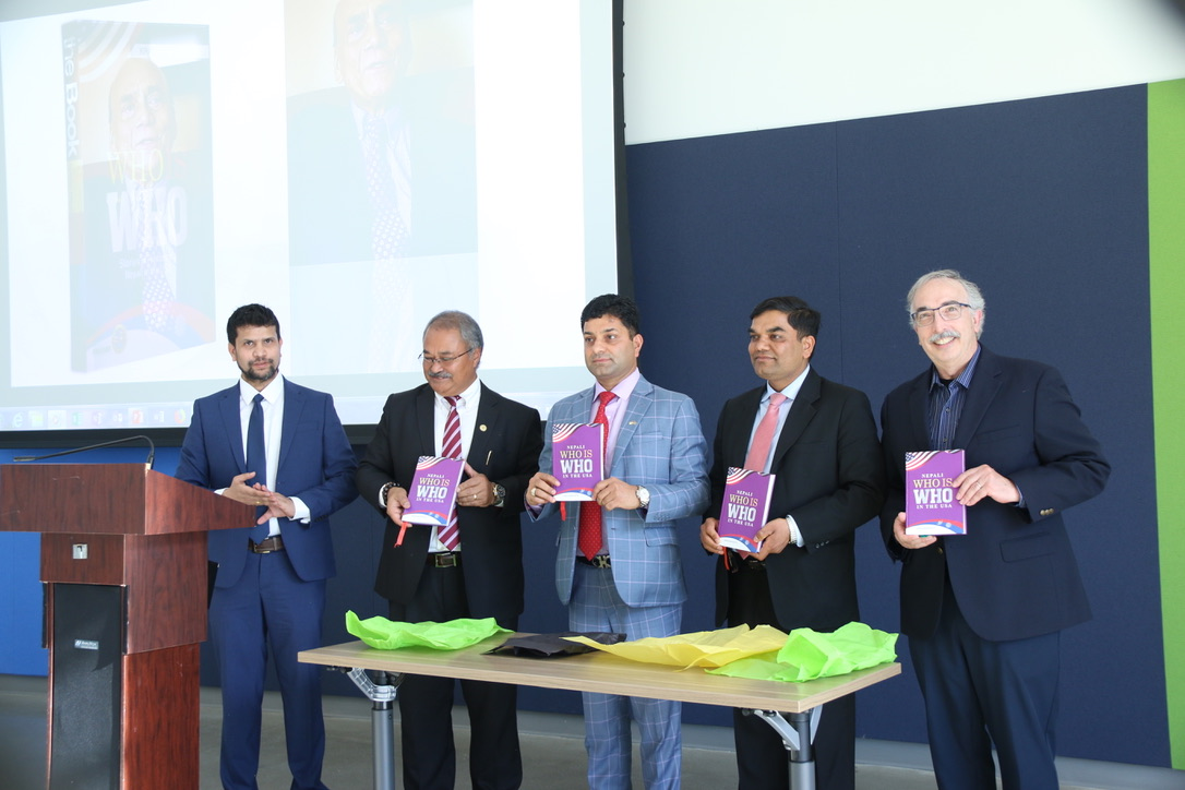 nepali who is who launch